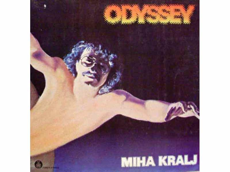 Miha Kralj - Odyssey