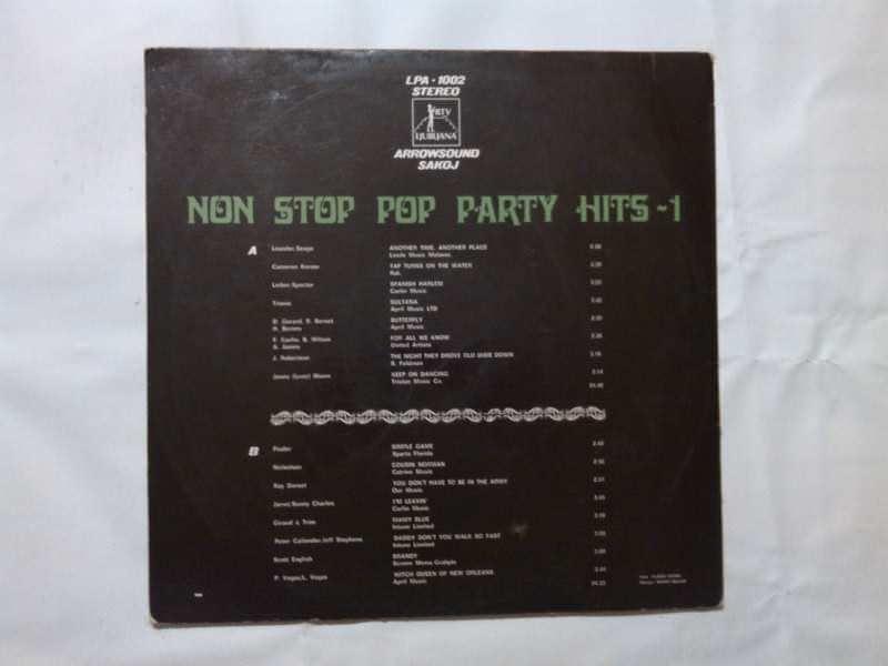 Mike Morton - Non Stop Party Show Vol. 1