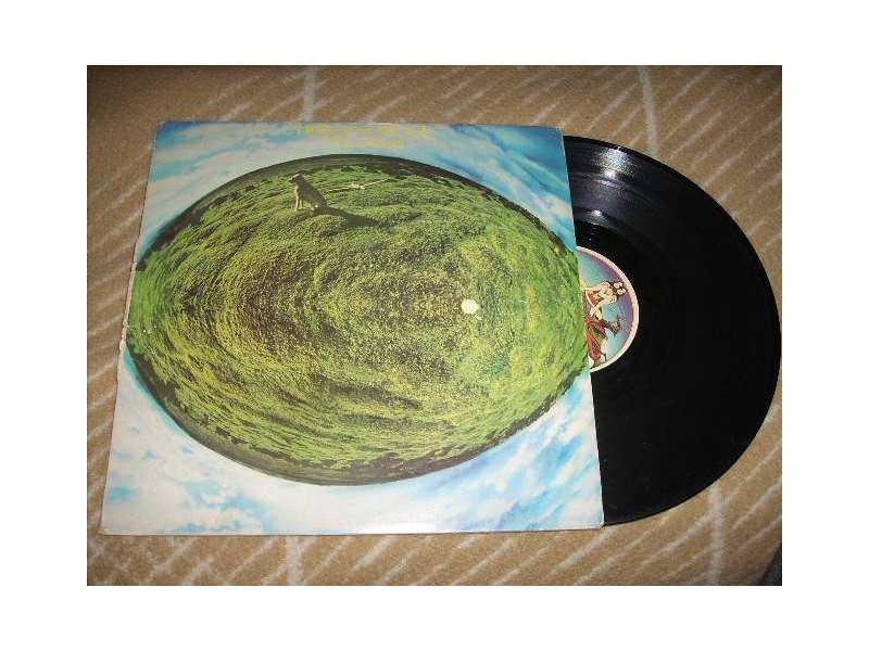 Mike Oldfield - Hergest Ridge LP