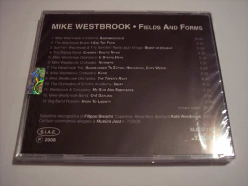 Mike Westbrook - Fields And Forms