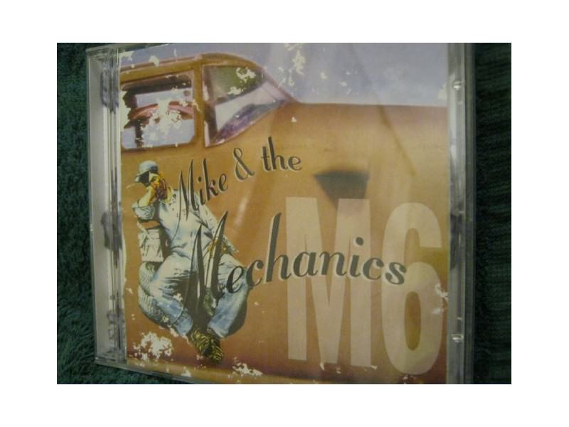 Mike & The Mechanics - Mike & The Mechanics (M6)