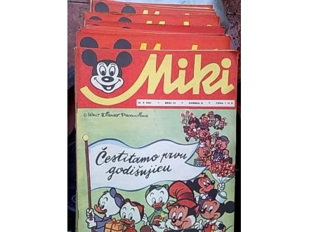 Miki,67 kom