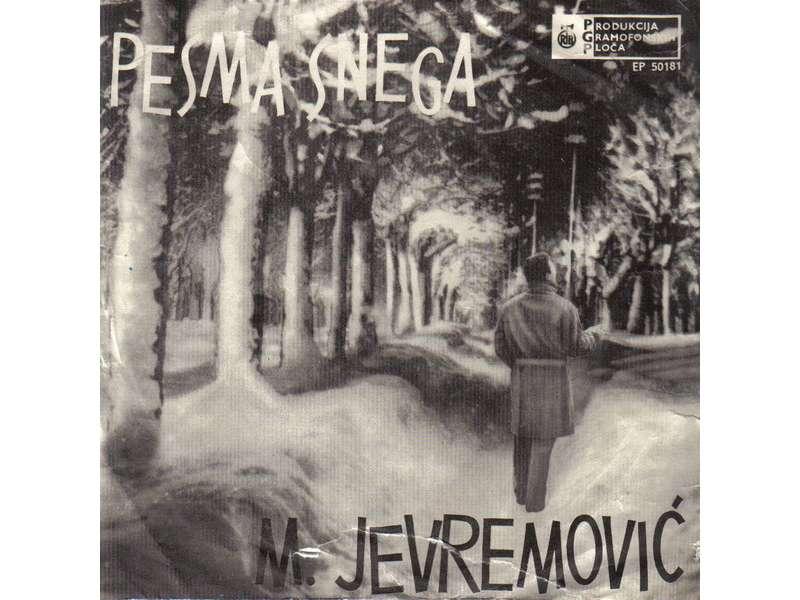 Miki Jevremović - Pesma Snega