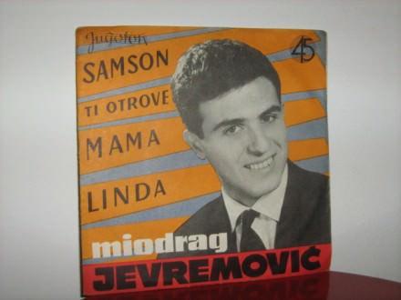 Miki Jevremović - Samson