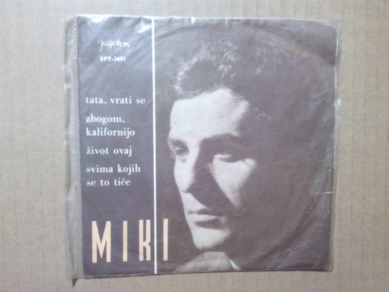 Miki Jevremović - Tata, Vrati Se