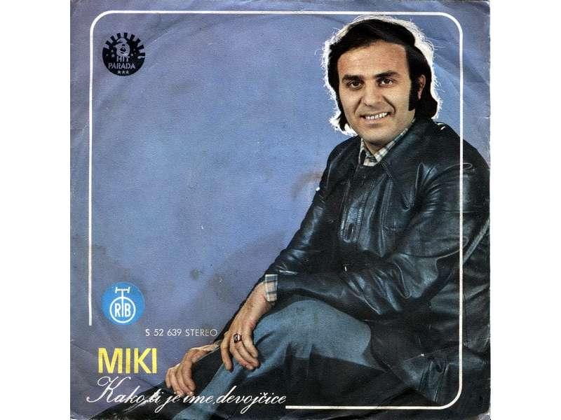 Miki Jevremović, Trio Dag - Kako Ti Je Ime, Devojčice