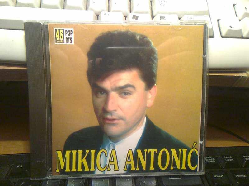 Mikica Antonić - Svirajte Cigani