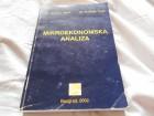 Mikroekonomska analiza,D.Jarić, A.Šagi, evro