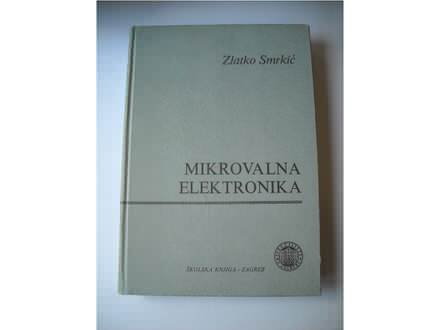 Mikrovalna elektronika, Zlatko Smrkić