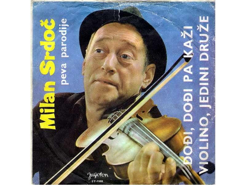 Milan Srdoč - Peva Parodije