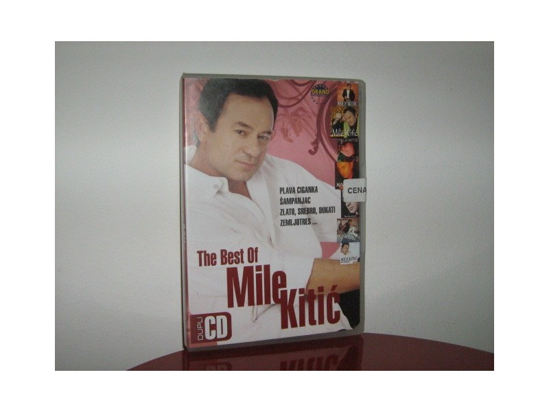 Mile Kitić - The Best Of (2CD)