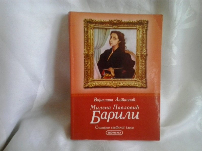 Milena Pavlović Barili Vojislava Latković