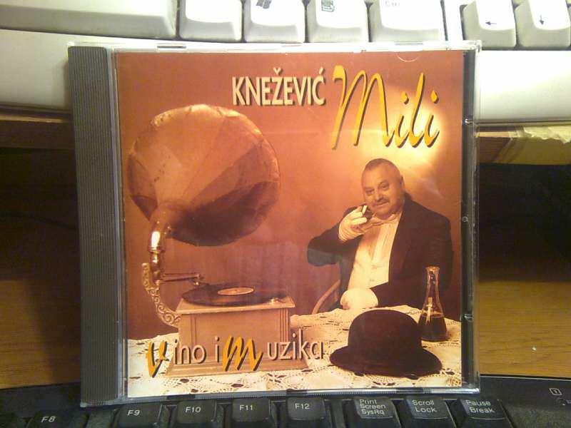 Mili Knežević - Vino i muzika
