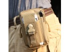 Military torbica - svetlo braon boje