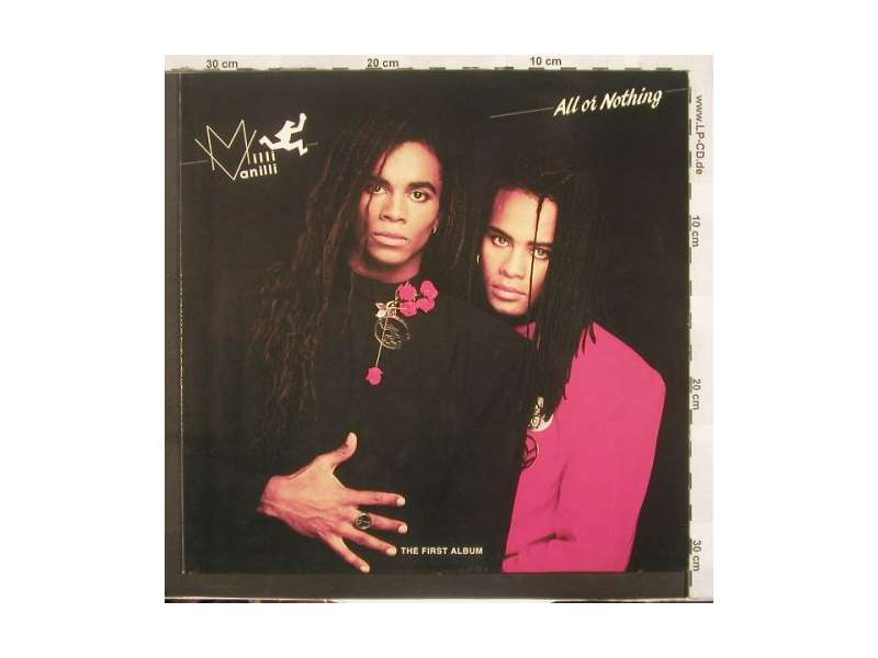 Milli Vanilli - All Or Nothing (The First Album)