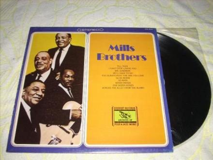 Mills Brothers – Mills Brothers LP RTB