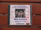Mills Brothers - Swing is The Thing 2CD