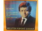 Milutin Popović Zahar – Moje Najlepše Pesme,LP