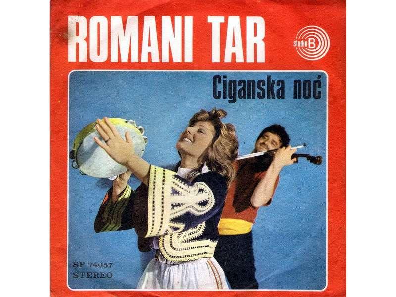 Milutin Popović Zahar, Narodni Orkestar `Romalen` - Romani Tar
