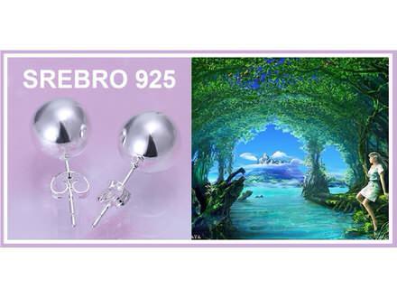 Mindjuse SREBRO 925 - E074