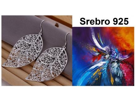 Mindjuse SREBRO 925 - E128
