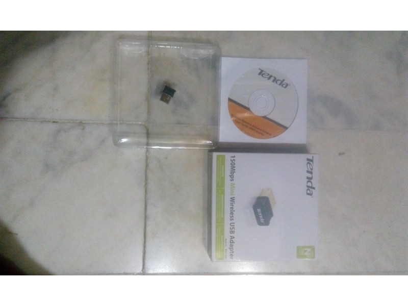 Mini USB WiFi Adapter TENDA
