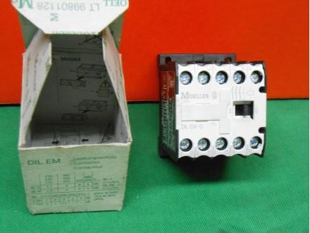 Mini kontaktor za motore  DILEM-10(230V50HZ,240V60HZ)