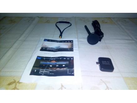 Mini mikroUSB DVB-T2 Digitalni Mobilni TV Tuner