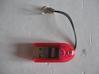 Minijaturni micro SD ili TF adapter za USB