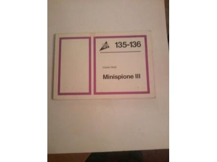 Minispione 3, Gunter Wahl