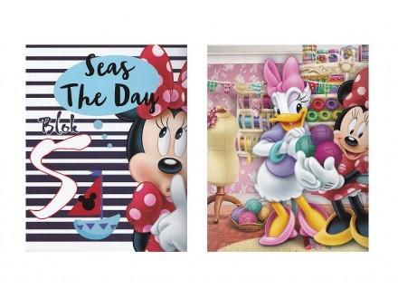 Minnie Mouse school blok br5 318290