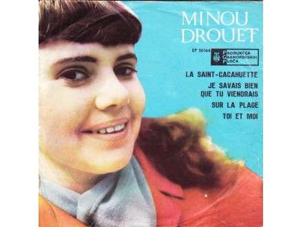 Minou Drouet - La Saint-Cacahuette