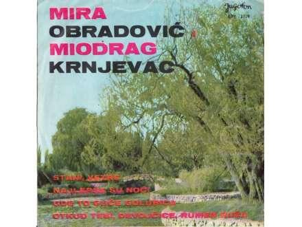 Mira Obradović, Miodrag Todorović Krnjevac - Stani, Vetre