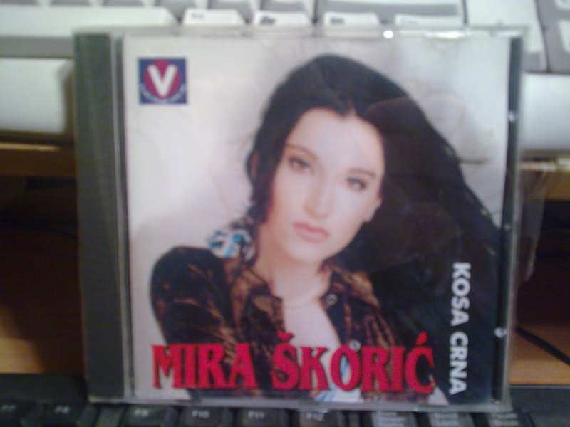 Mira Škorić - Kosa Crna