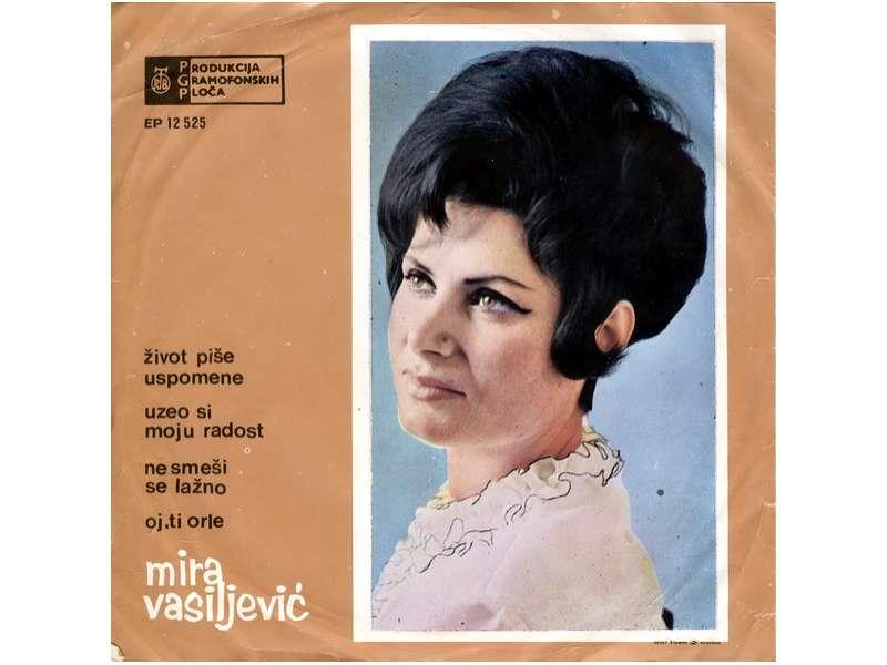 Mira Vasiljević - Život Piše Uspomene