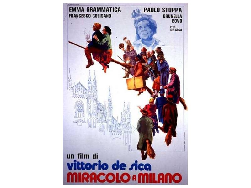 Miracolo A Milano / Čudo u Milanu (1951)