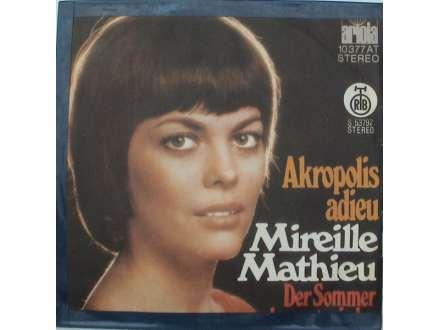 Mireille Mathieu - Akropolis Adieu