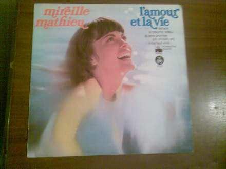 Mireille Mathieu - L`amour Et La Vie