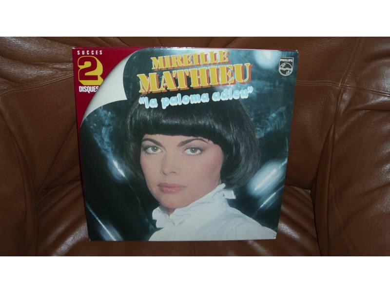 Mireille Mathieu - La Paloma Adieu