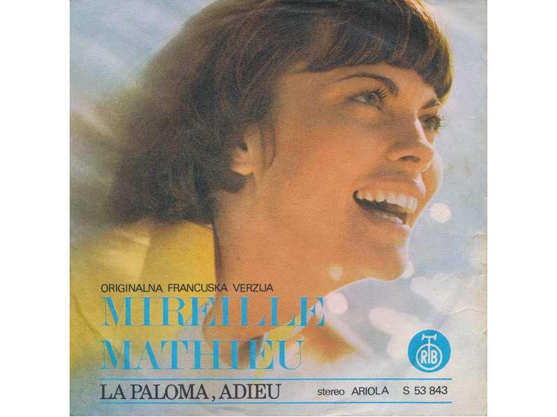 Mireille Mathieu - La Paloma, Adieu