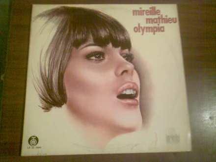 Mireille Mathieu - Olympia