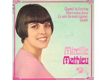 Mireille Mathieu - Quand Tu T`En Iras