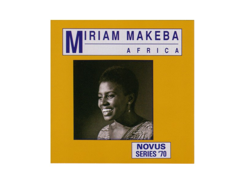 Miriam Makeba - Africa