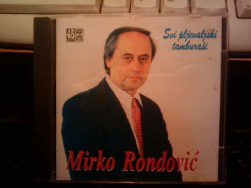 Mirko Rondović - Svi pljevaljski tamburasi