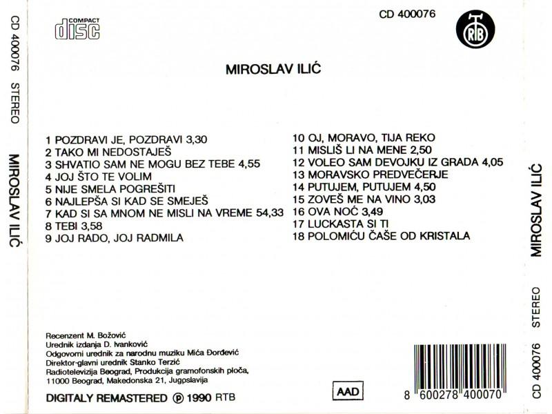 Miroslav Ilić - Miroslav Ilić