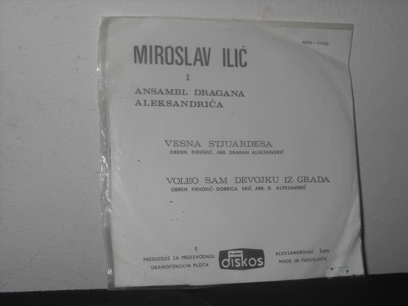 Miroslav Ilić - Vesna Stjuardesa