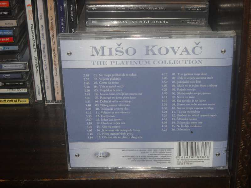 Mišo Kovač - The Platinum Collection