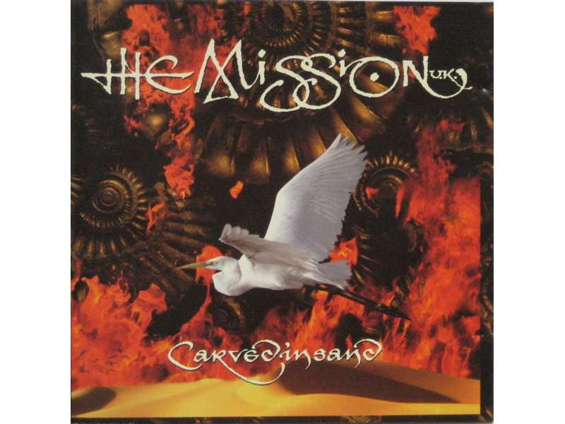 Mission, The - Carved In Sand