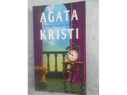 Misterija sedam satova-Agata Kristi