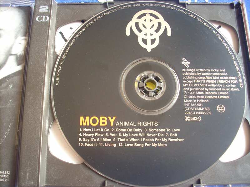 Moby - Animal Rights Interview